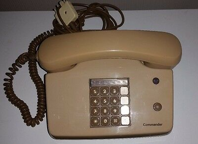Telecom Commander S Series Standard Key Station S338/70 In Very Good Condition
