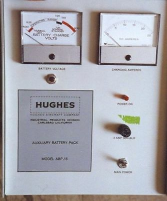 HUGHES Welder Battery Pack Model ABP-15