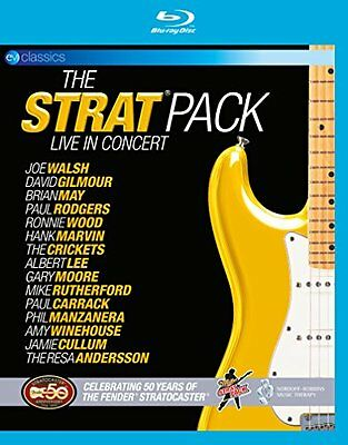The Strat Pack: Live In Concert. Celebrating 50 Years Of The Fender Stratocaste