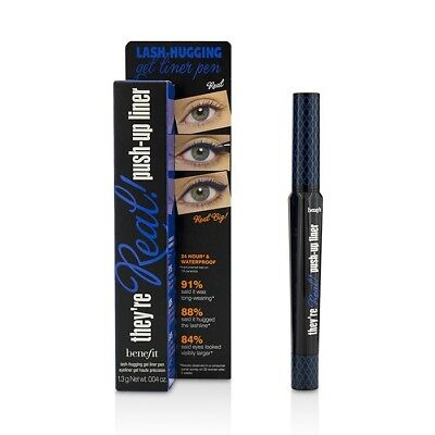 NEW Benefit They're Real Push Up Liner - Beyond Blue 1.4g Womens Makeup
