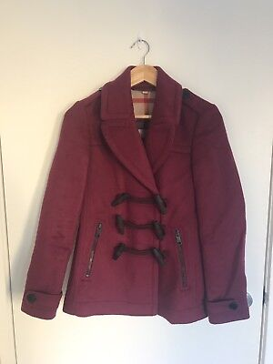 Burberry Jacket, great cond, size 6
