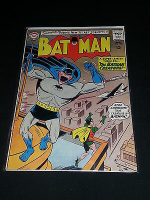 Batman #162 - DC Comics - March 1964 - 1st Print