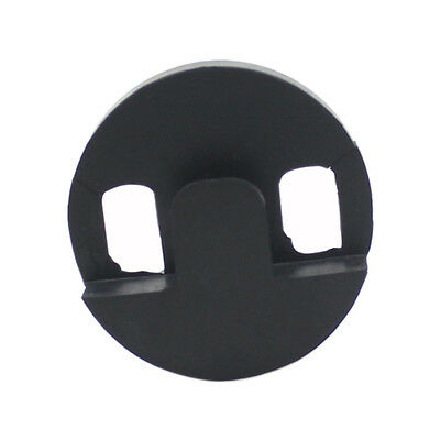 Black Heavy Rubber Practice Acoustic Mute for 3/4-4/4 Mutes Functions Parts Tool