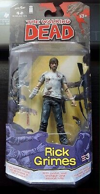 McFarlane The Walking Dead Rick Grimes, Series 3 Action Figure