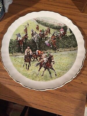 Grand National 1982 - James Kent Old Foley Plate - Top Condition
