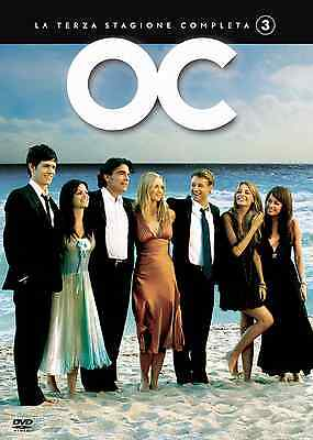 The O.C. (OC) Stagione 3 in DVD (7 DVD)  ( Nuovo Italiano Originale)
