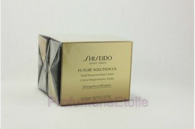 Shiseido Future Solution Lx Total Regenerating Cream 50Ml Crema Idratante Notte