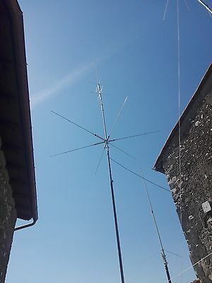 Antenna diamond hf gp6
