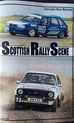 Scottish Rally Scene Magazine - Issue 8 July 2017