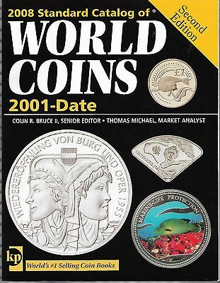 WORLD COINS From 2001 (2nd Edition 2008)