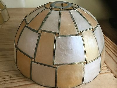 Tiffany style light shade,one of three listed.