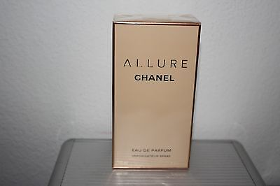 Allure von Chanel Eau de Perfume Spray 100ml für Damen in OVP