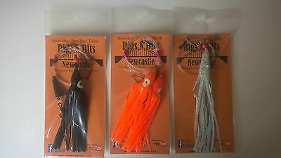 Sea fishing Boat Rigs x 3 Cod, Pollack, Ling rigs HIGH QUALITY -  Muppet rigs