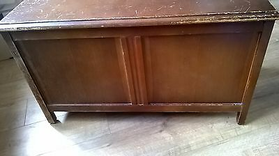 Vintage blanket box/chest