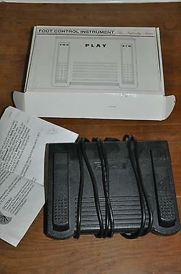IN-USB-1 Computer Transcription Foot Pedal Infinity Dictation USB Foot Pedal