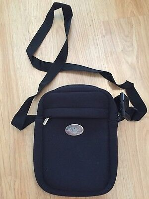 Avent Thermal Black Zip Bottle Bag