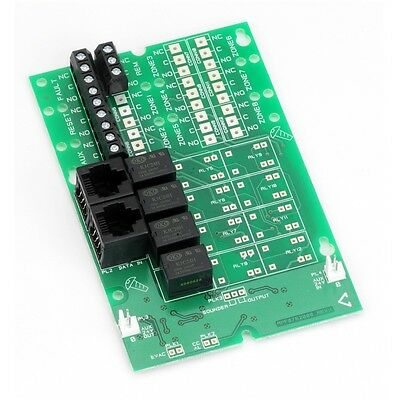 C-Tec CFP762 Relay Output Card For CFP Fire Panel Range