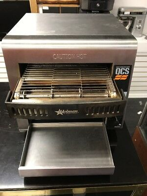 Holman - QCS1-350 - Compact Conveyor Toaster With 1 1/2 in Opening 120v