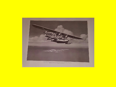 VINTAGE PHILLIPS 66 PETROLEUM OIL COMPANY Historical Aviation Series Lithograph