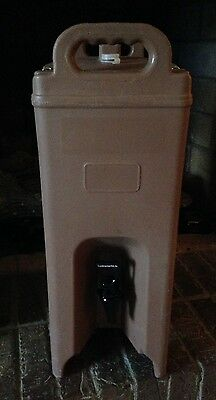 5 Gallon Insulated Coffee Tea Hot Cold Catering Beverage Dispenser