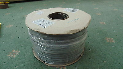 2.5 mm TWIN AND EARTH CABLE NEW COLOURS 100 METRE DRUM  ONE ONLY !!