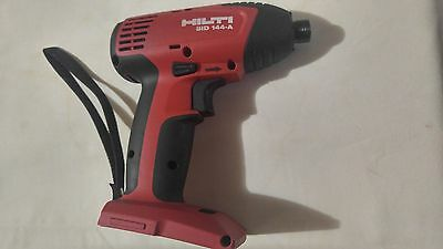 Hilti SID 144-A Cordless Impact Driver Tool Only (Used)