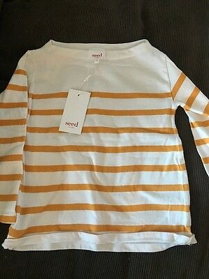 Seed LS Top Size 5 Bnwt