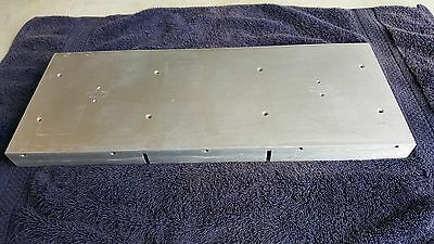 "Aluminum Heatsink 15 5/8"" x 6 3/16"" x 1"" Heat Sink"
