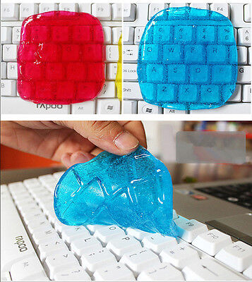 Wholesale 45 Car home Keyboard Cleaner Dust  Cleaning Air Vent Outlet Dashboard