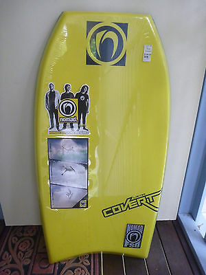 "New 40"" Nomad Covert Bodyboard"