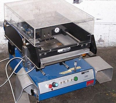 Weltek 24D Screen Printer