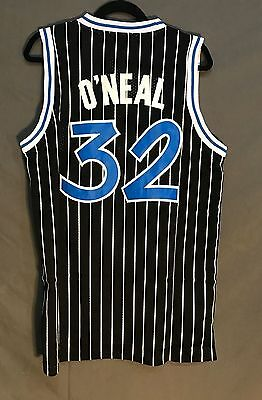 NWT Shaquille O'Neal #32 Orlando Magic Throwback Basketball Jersey Stitched Men