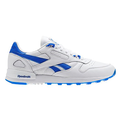 06fd5c04d4f New Reebok Mens CLASSIC LEATHER 2.0 BS8426 WHITE   BLUE US M 7.0 - 11.0  TAKSE