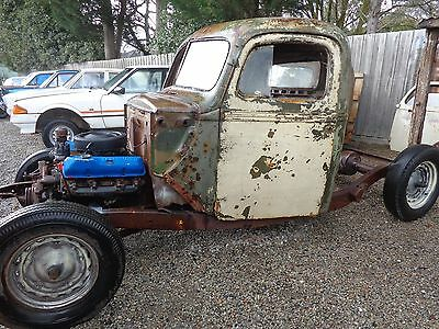 Ford 1940 Pick Up On 1936 Chassis Fe Big Block Suit Hot Rod Rat Rod Drag