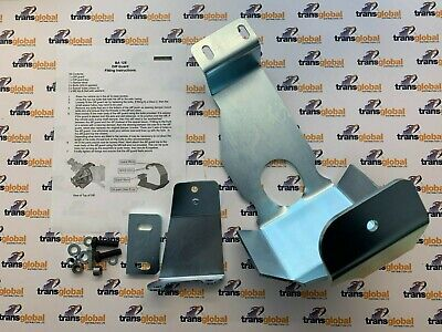 Land Rover Discovery 1 & 2 89-04 HD Heavy Duty Wrap Around Diff Guard - Bearmach