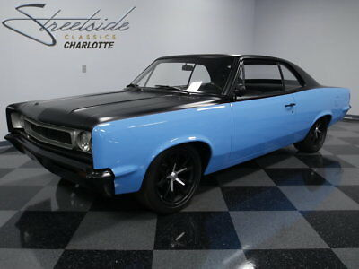 1967 AMC Rebel  COOL CUSTOM, 385 V8, BUILT AUTO, FRONT DISCS, PWR STEER, GR8 PAINT/INTERIOR, A+!