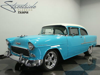 1955 Chevrolet Other  FRESH FRAME OFF HIGH QUALITY BUILD, 350 V8, ICE COLD R134a A/C, SUPER STRAIGHT!