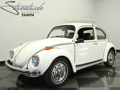 1971 Volkswagen Super Beetle  HARP SUPER BEETLE, 1600 CC, 4 SP MAN, GREAT INTERIOR, RUNS & DRIVES FANTASTIC!!