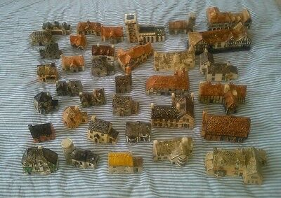 TEY Pottery Miniature Model House Collection