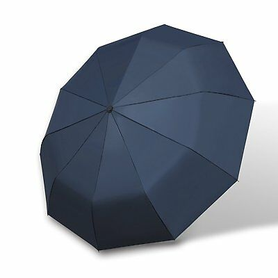 Travel Umbrella, ONEVER Portable Windproof UV Compact Parasol Automatic Umbrella