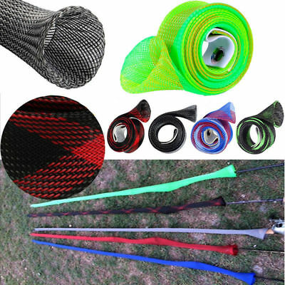 30mm 170cm Casting Sea Fishing Rod Tackle Cover Sleeve Glove Pole Sock Protector