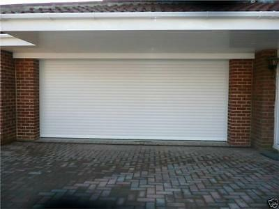 """Remote Control, Insulated roller garage Door-14ft 6"""" x 7ft includes SAFETY EDGE"""