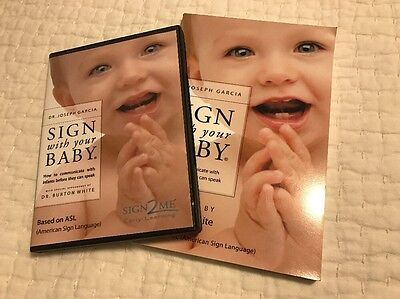 """""""Sign With Your Baby"""" DVD and Book"""