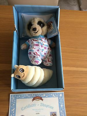 Compare the Market Baby Oleg Meerpup Meerkat Toy with Certificate Brand New