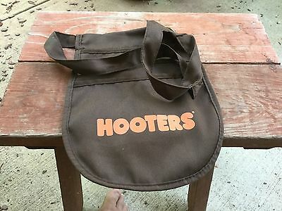 Authentic Hooters Girl Brown Money Pouch
