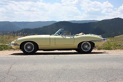 1968 Jaguar E-Type Series I.5 1968 Series I.5 Used