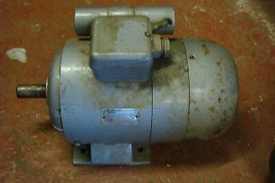 1 Hp Electric Motor