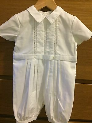 Sarah Louise Boys Christening Outfit