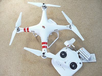DJI Phantom 2 Vision Plus V3 in Fantastic Condition