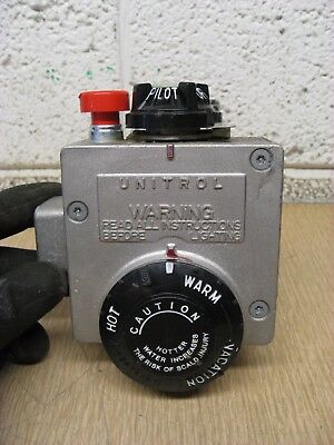 Robertshaw R110RATSPL 3210597 64-LF8-376 Water Heater Gas Valve Thermostat Used